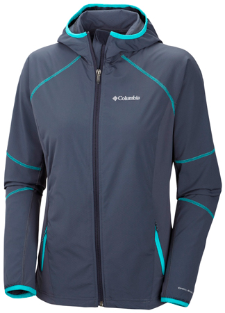 Columbia, damska bluza Sweet As Softshell