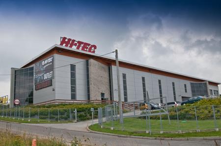 Siedziba marki Hi-Tec w Polsce (fot. Martes Sport)