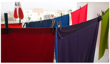 Suszenie ręczników
