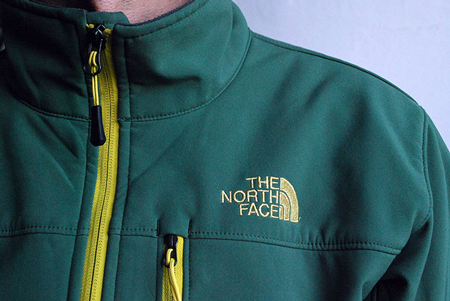 The North Face, model Apex Bionic Jacket