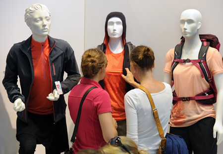 OutDoor Show 2012 (fot. Messe Friedrichshafen)