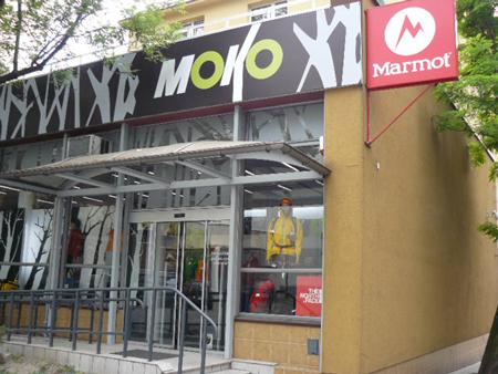 Sklep Moko w Krakowie (fot. 4outdoor)