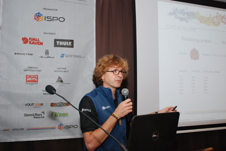 Hans Overduin, ISPO Senior Associate (fot. 4outdoor)