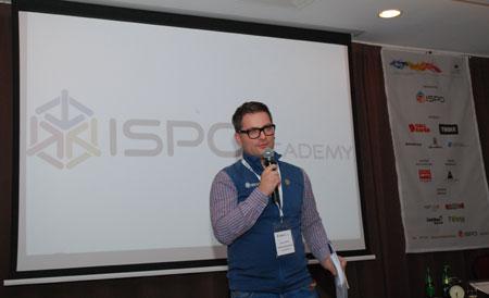 Maciej Przywecki z firmy VMG (fot. 4outdoor)