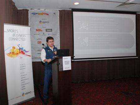 Sebastian Sadowski-Romanov z firmy ITRO (fot. 4outdoor)