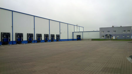 Centrum Dystrybucyjne Thule Group w Polsce (fot. Thule)