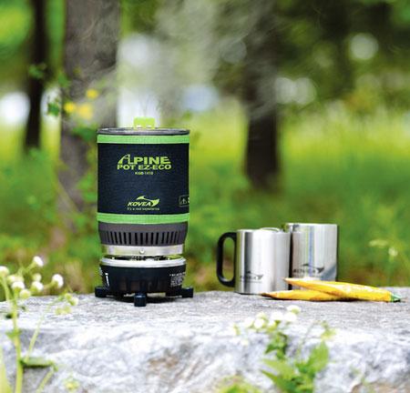 Kovea – kuchenka gazowa Alpine Ezy Eco