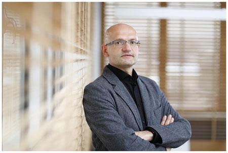 Maciej Januszkiewicz (fot. Wojciech Lembryk/4outdoor Biznes)