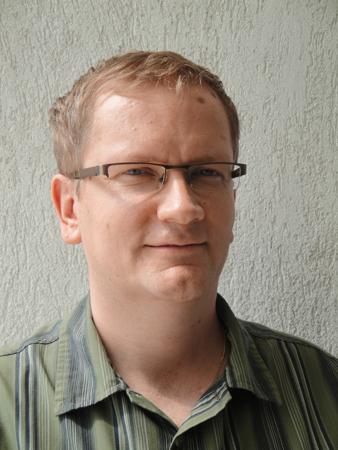 Krzysztof Skrocki (fot. arch. Krzysztof Skrocki)
