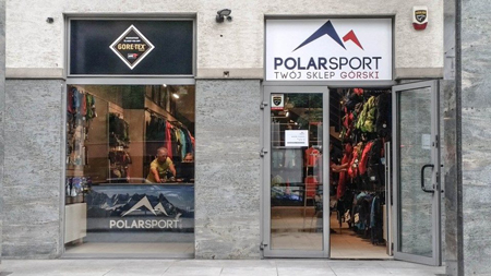 Polar Sport w Warszawie