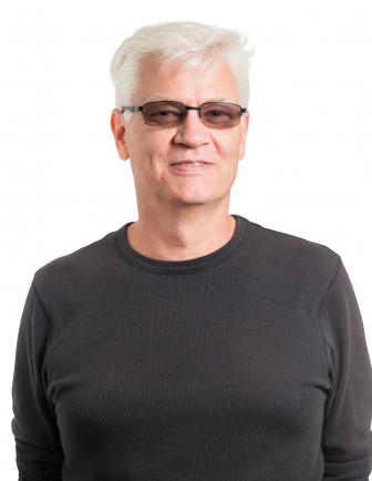 Mike Pfotenhauer, założyciel firmy Osprey