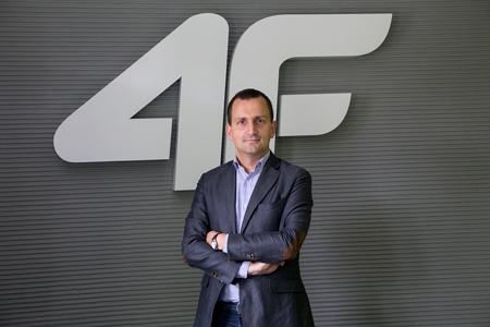 Wojciech Mikulski, członek zarządu Spółki OTCF