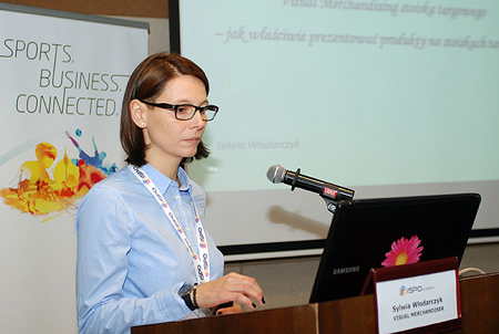 Sylwia Włodarczyk, Visual Merchandiser (fot. 4outdoor Biznes)