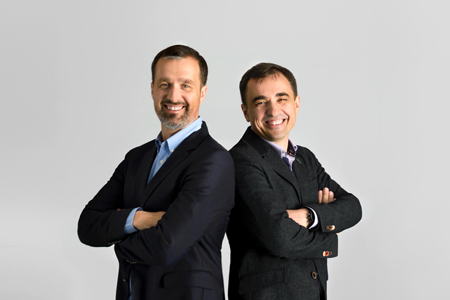 Wiceprezesi firmy Mactronic - Bartosz i Maciej Mocek (fot. Mactronic)