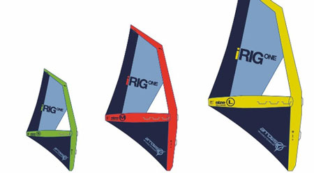 Arrows Inflatable Technology, iRIG