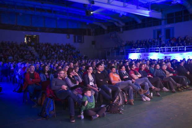 Publiczność festiwalowa (fot. Adam Kokot / KFG)