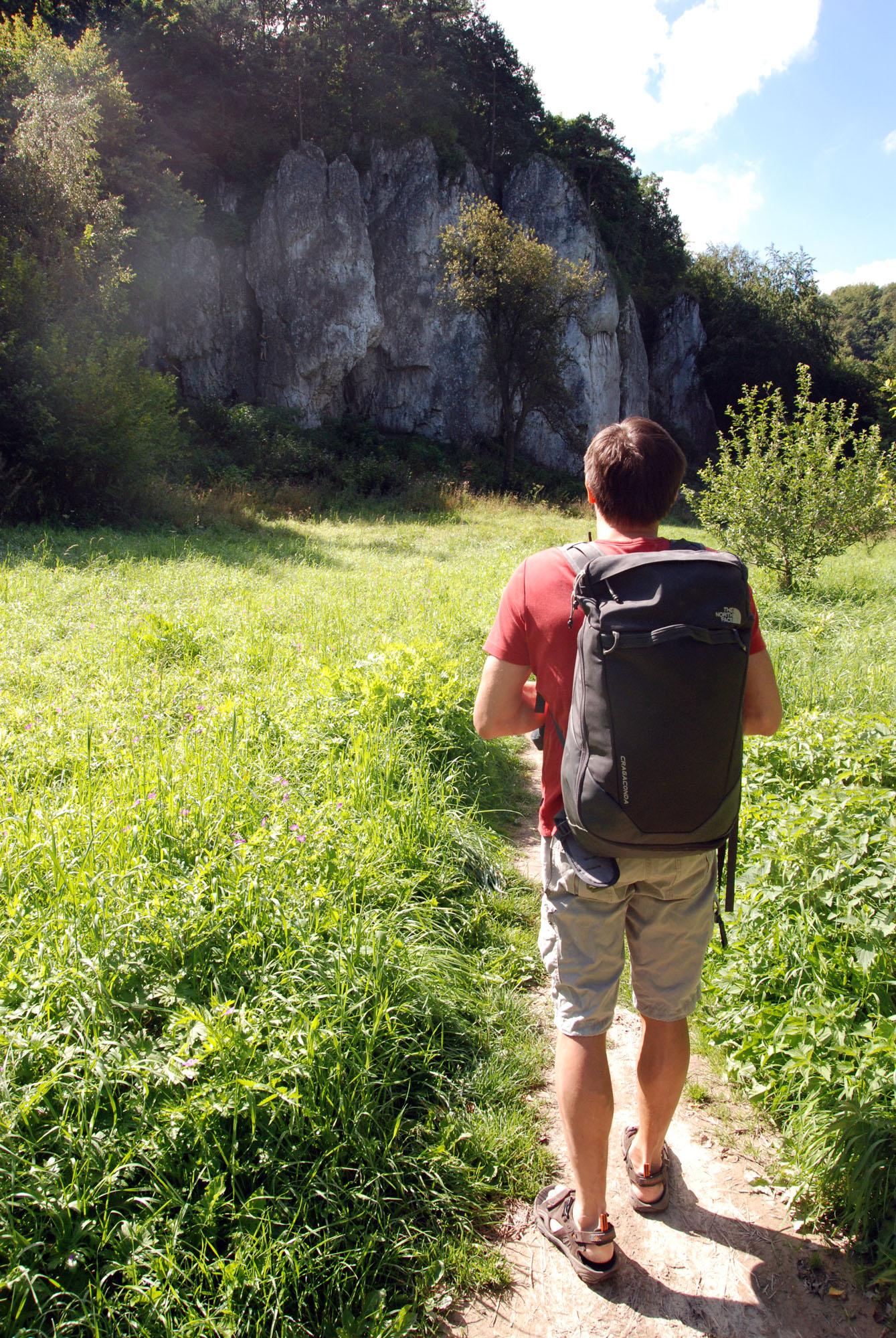 Cragaconda – wspinaczkowa walizka dla skałkowca