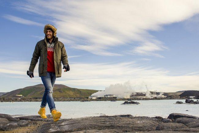 Ekskluzywny Menel ambasadorem islandzkiej marki ICEWEAR (fot. BlueIceberg)