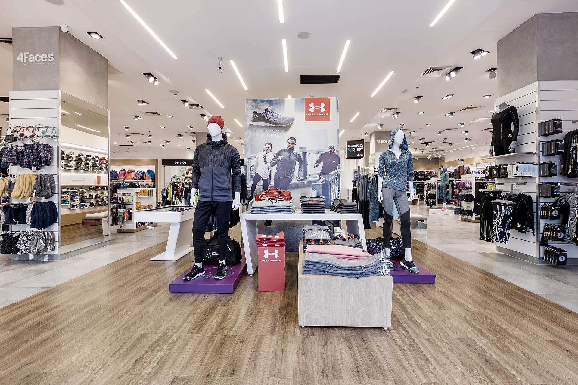 W Poznaniu otwiera się nowy sklep 4Faces