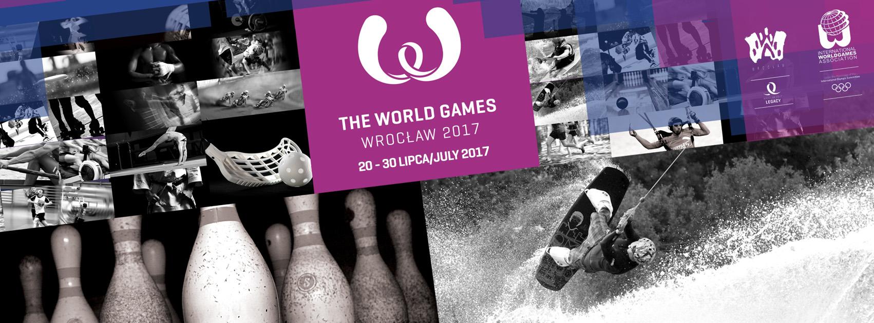 Poczuj atmosferę Igrzysk na TT Warsaw – The World Games 2017