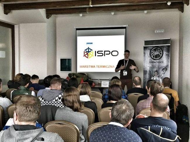 ISPO ACADEMY 2016 - prezentacja Wojciecha Kłapci (fot. ISPO)