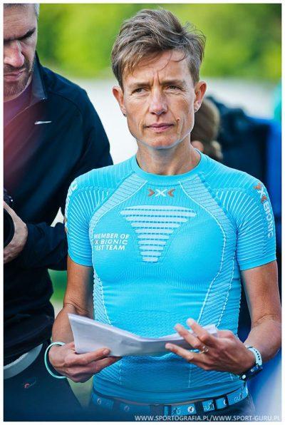 Katarzyna Marczyńska – współzałożycielka sklepu dla biegaczy i triathlonistów Sport Guru
