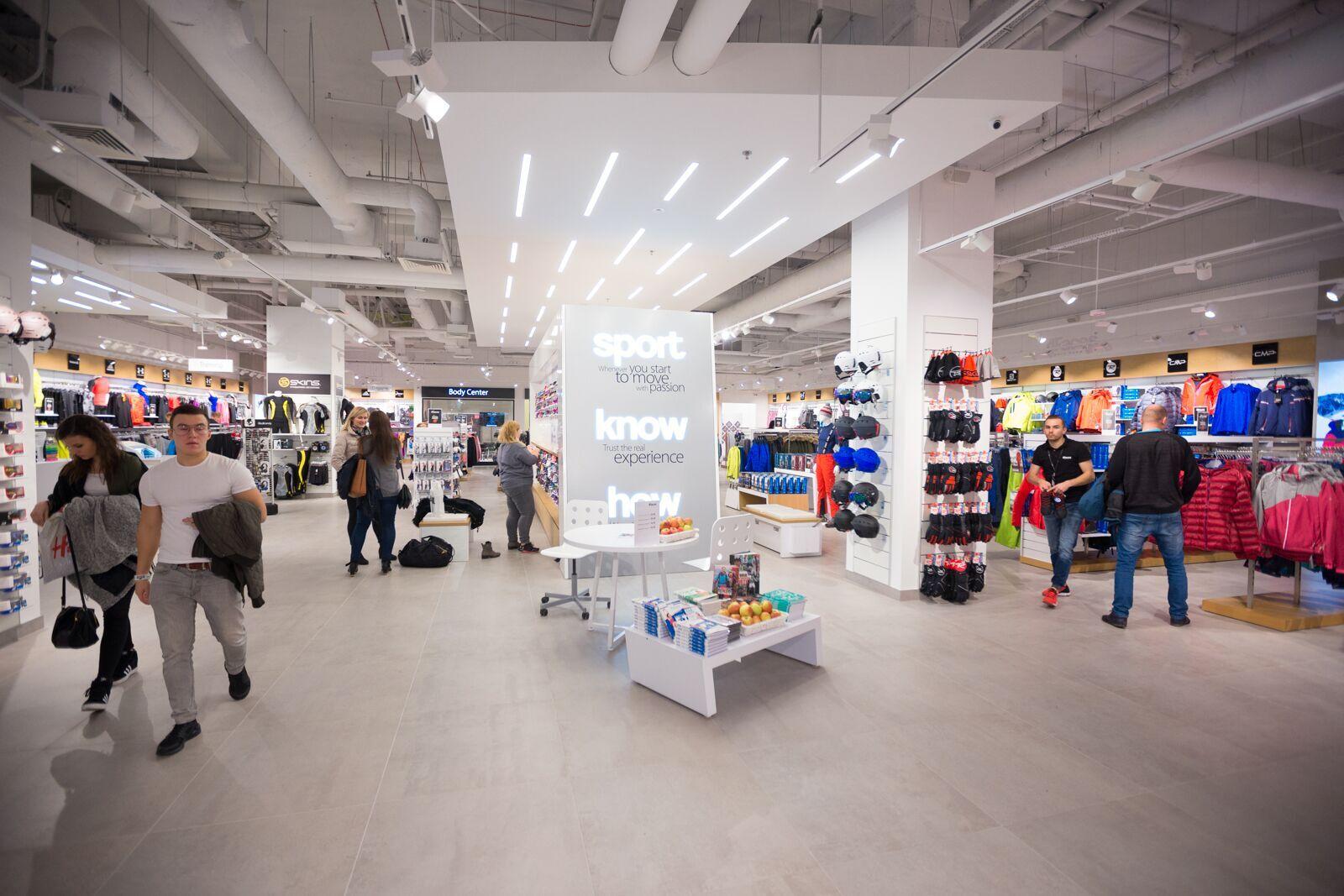 4Faces postawiło na Poznań. Nowoczesny salon sportowy już otwarty