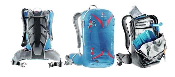 Deuter przedstawia nową kolekcje plecaków Freerider