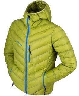 Cumulus prezentuje pierwszą kurtkę polskiej produkcji z puchem hydrofobowym