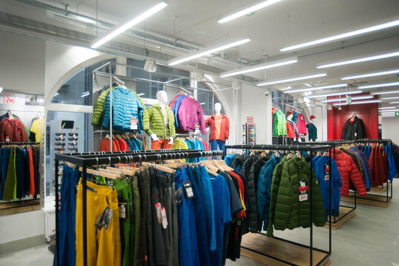 Sklep Górski Taternik w Poznaniu otwiera nowe piętro z odzieżą