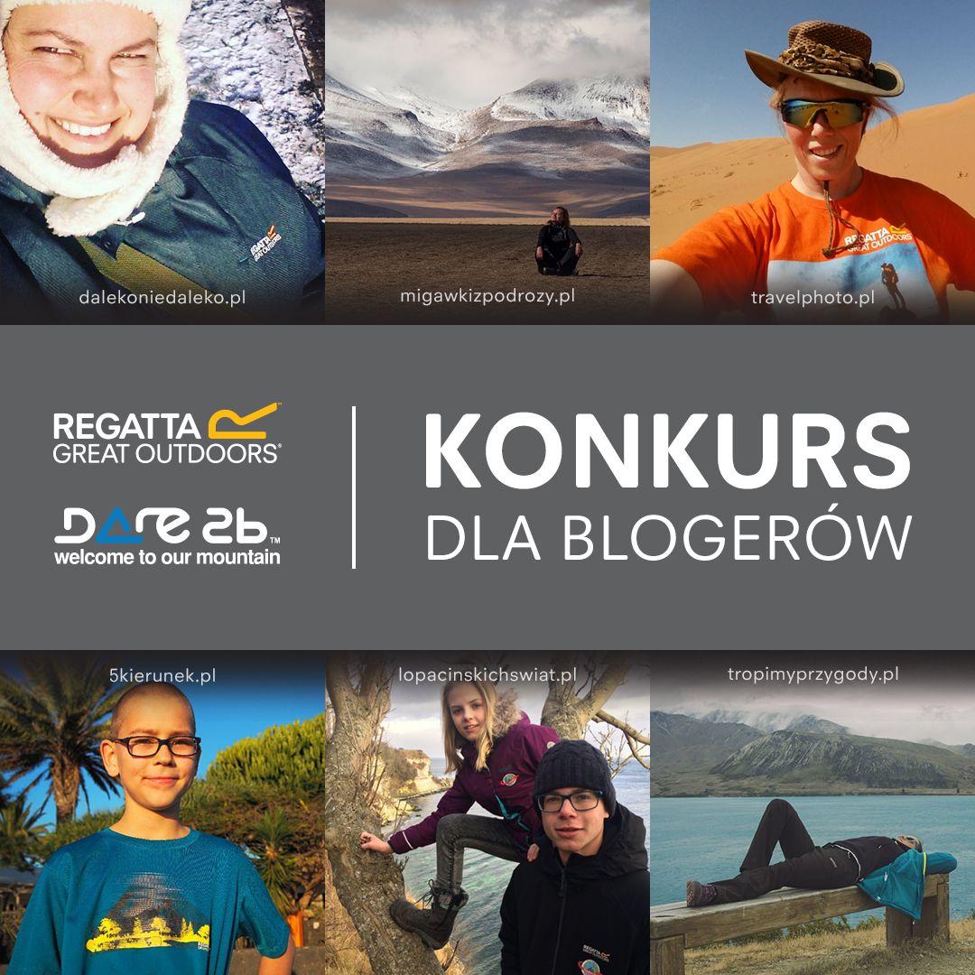 Blogerzy, podróżnicy i influencerzy – Regatta Polska szuka współpracowników