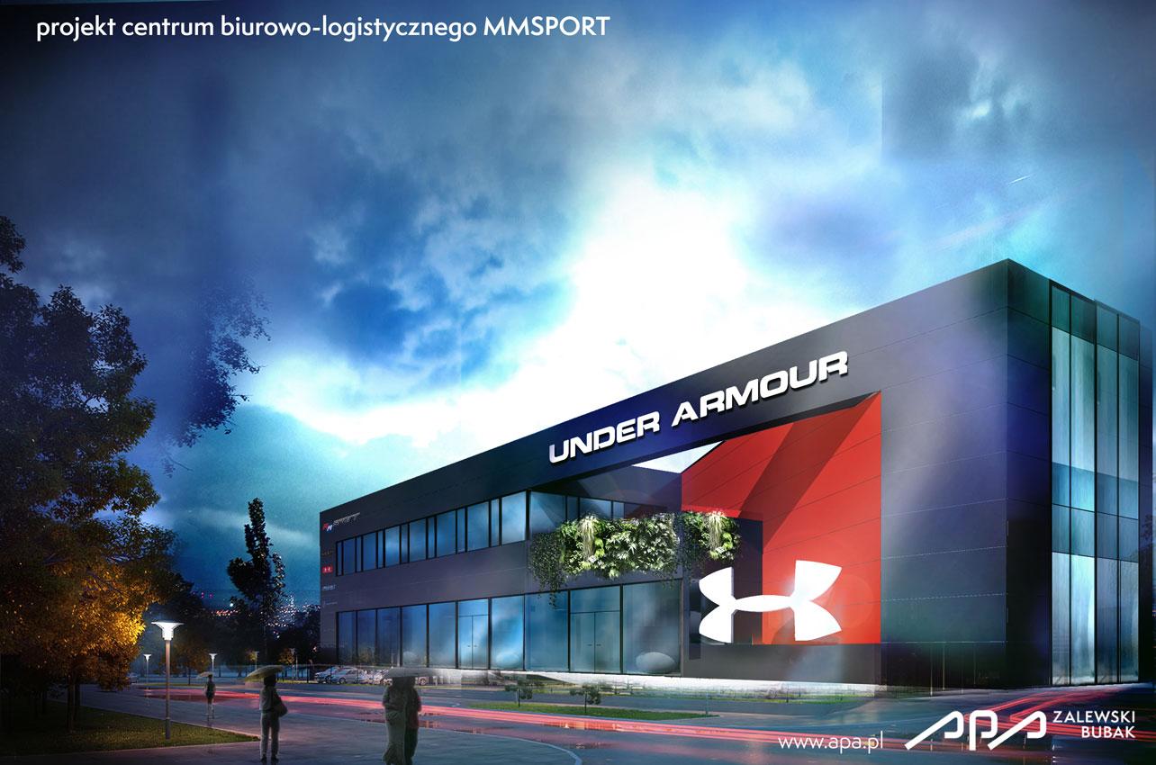 MMSport otwiera nowy sklep fabryczny marek Keen i Under Armour