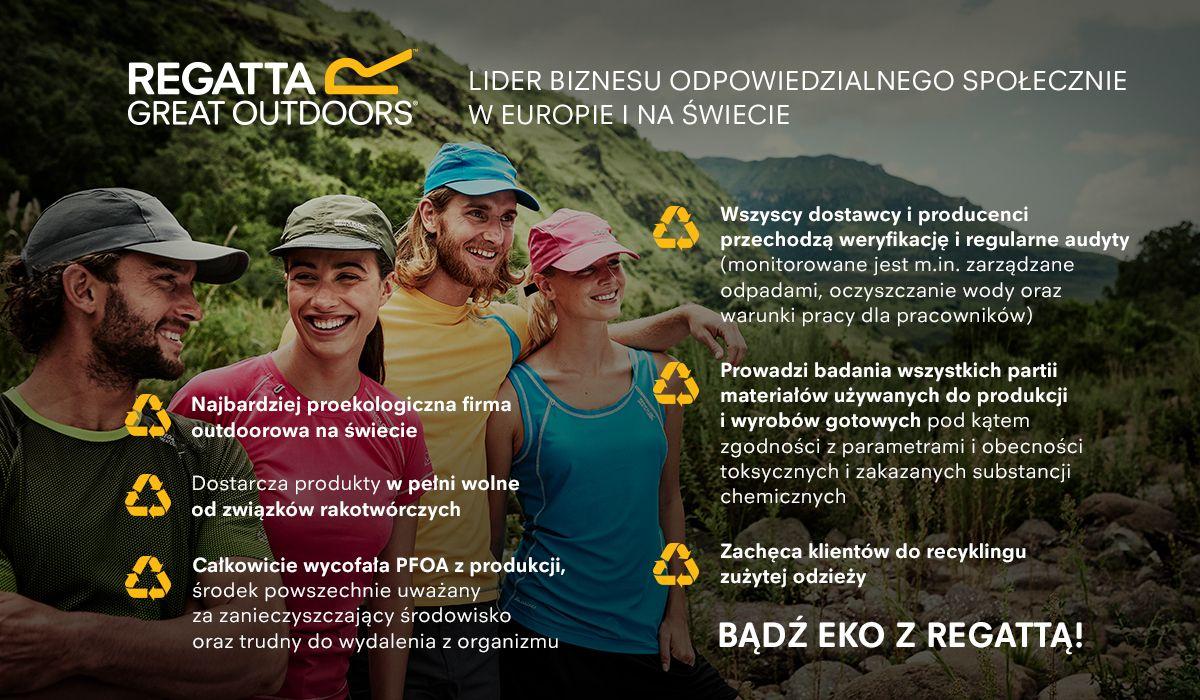 Regatta radzi: Bądź eko-świadomy!