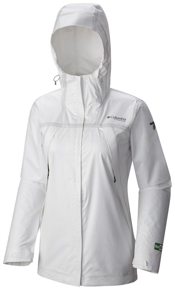 Columbia przedstawia rewolucyjną kurtkę OutDry Extreme ECO