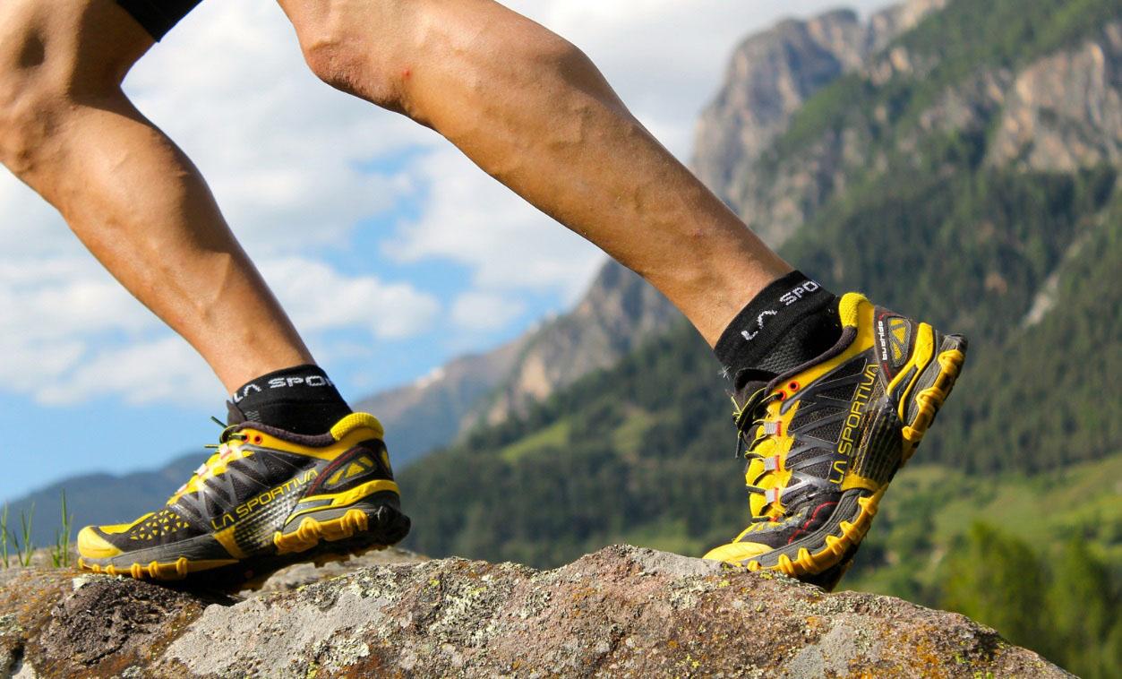 La Sportiva proponuje buty do biegów górskich