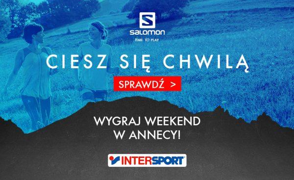 Trwa konkurs Salomona! Wygraj weekend w Annecy
