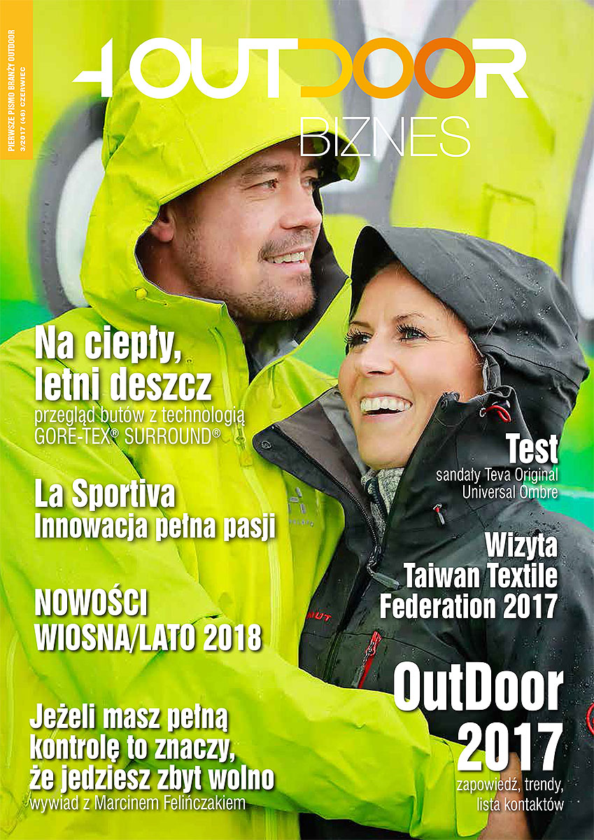 Najnowszy Magazyn 4outdoor Biznes już dostępny! Edycja na targi OutDoor 2017