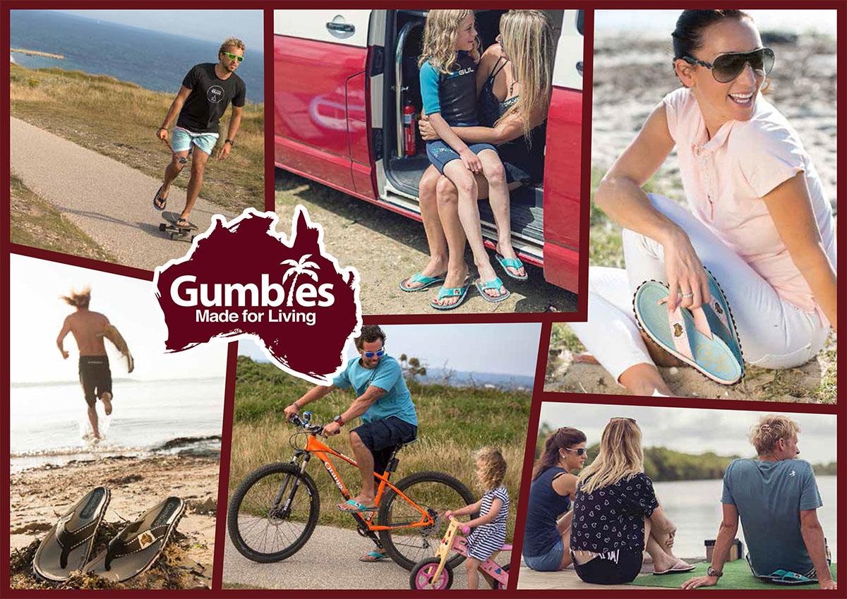 GUMBIES – klapki, które przywędrowały do nas z Australii