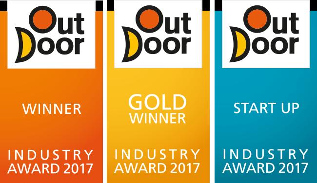Zwycięzcy konkursu OutDoor Industry Gold Award 2017