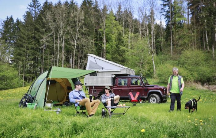 Kim jest dojrzały outdoorowiec? Rozmawiamy z Krzyśkiem Kaplukiem z WGL