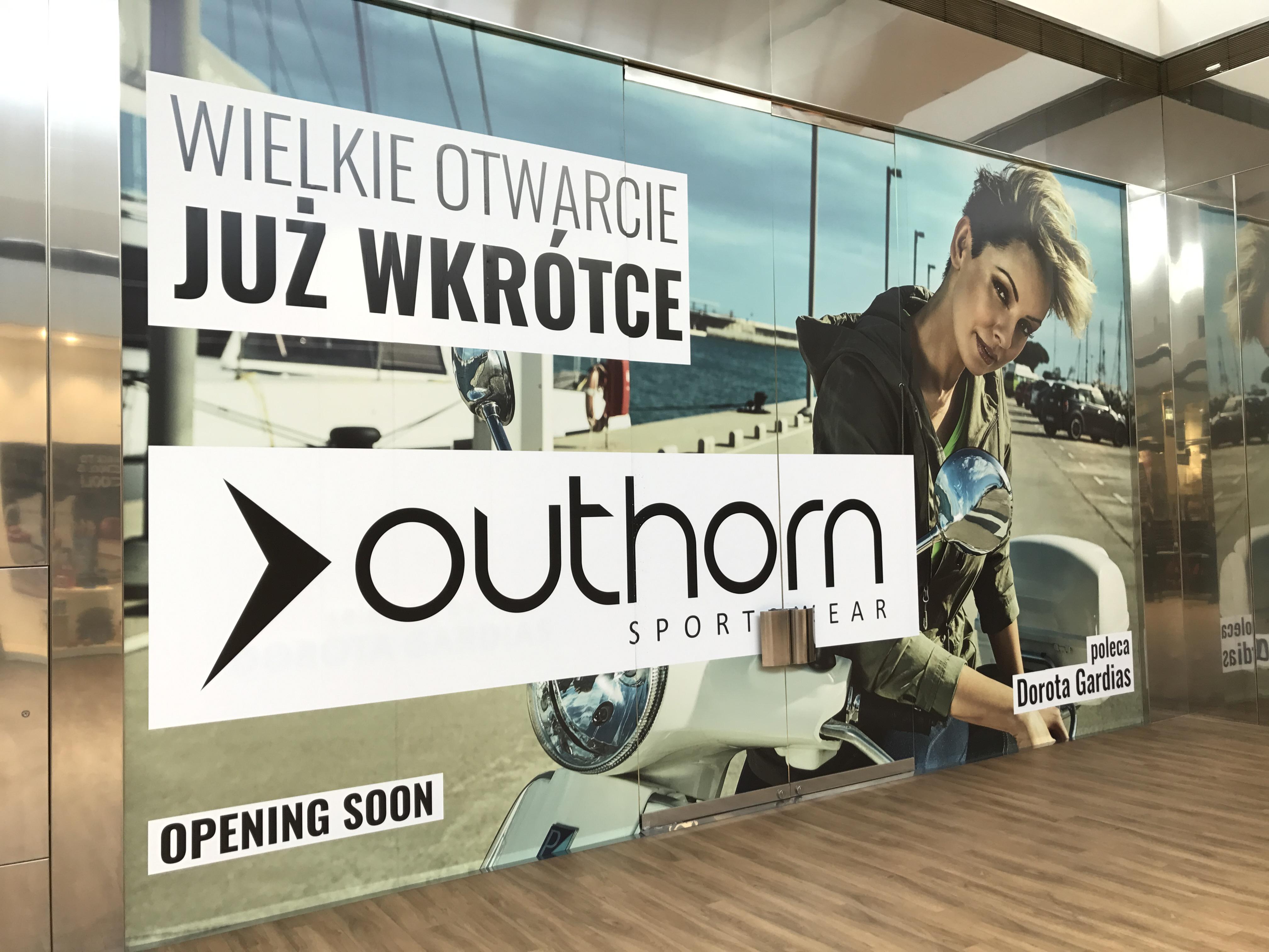 Marka OUTHORN otwiera nowy sklep własny we Wrocławiu
