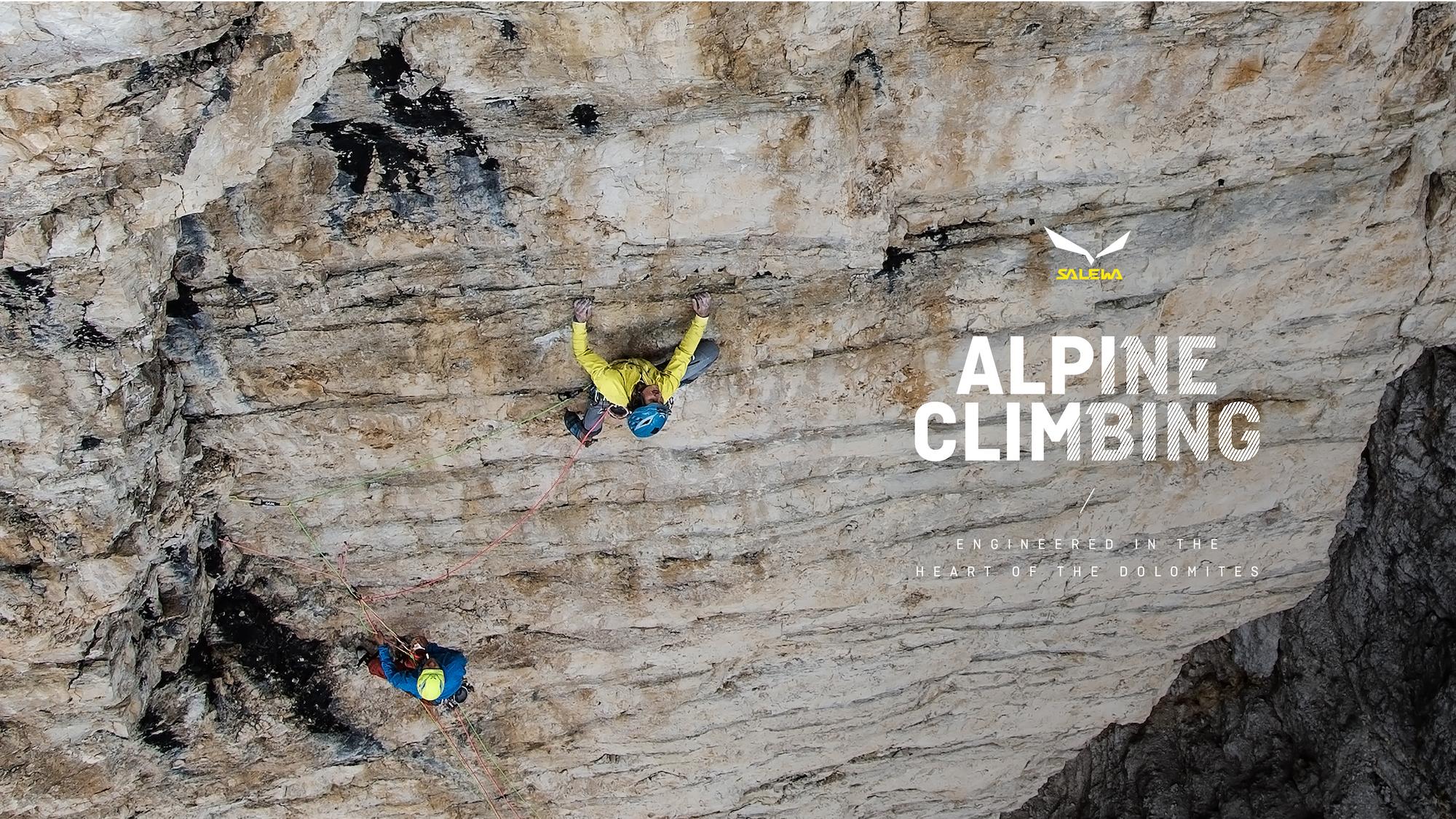 Salewa przedstawia kolekcję Alpine Climbing wiosna-lato 2018