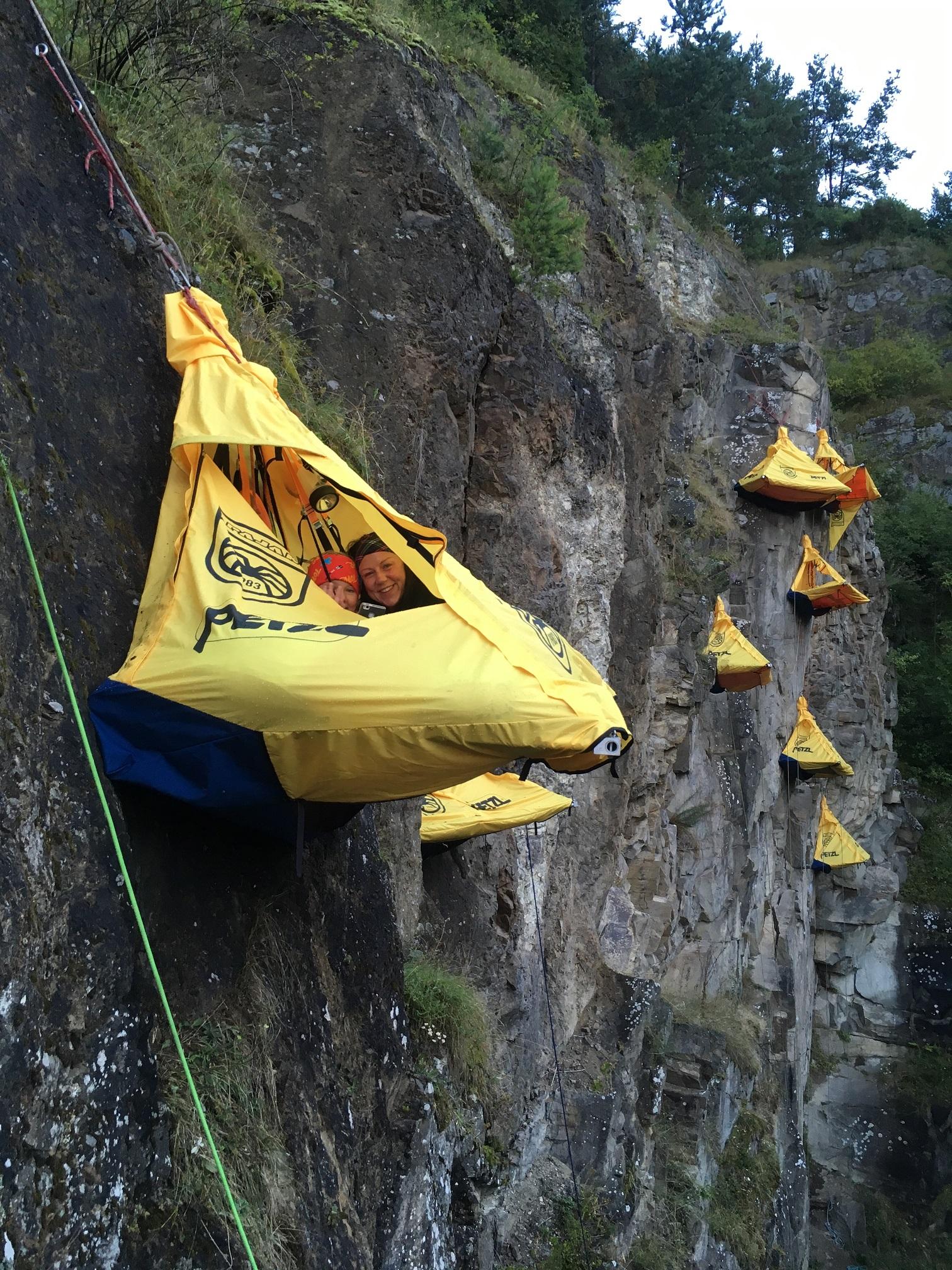 Jack Wolfskin na Himalaya Base Camp