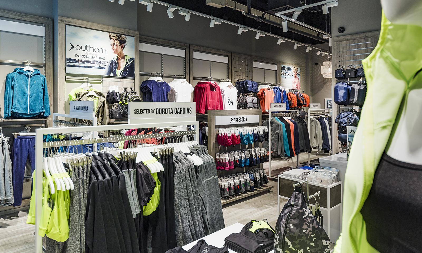 Marka OUTHORN otworzyła pierwszy sklep w Factory Kraków