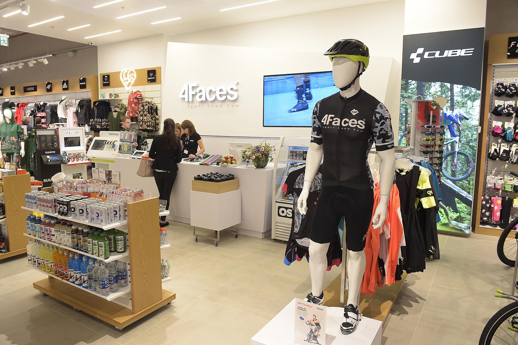 4Faces w Galerii Północnej – pierwszy multibrandowy koncept marki w Warszawie