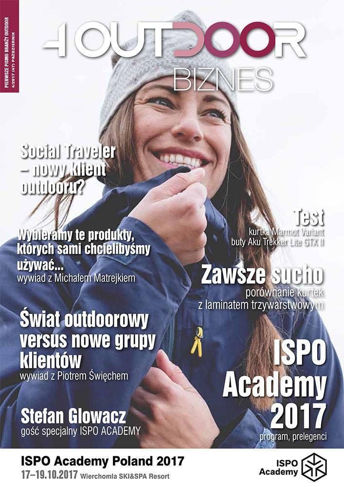 Zapraszamy do lektury najnowszego Magazynu 4outdoor Biznes