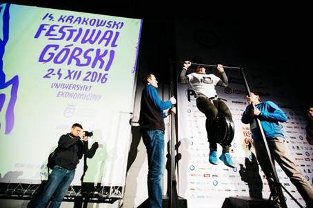 Marmot Złotym Sponsorem 15. Krakowskiego Festiwalu Górskiego