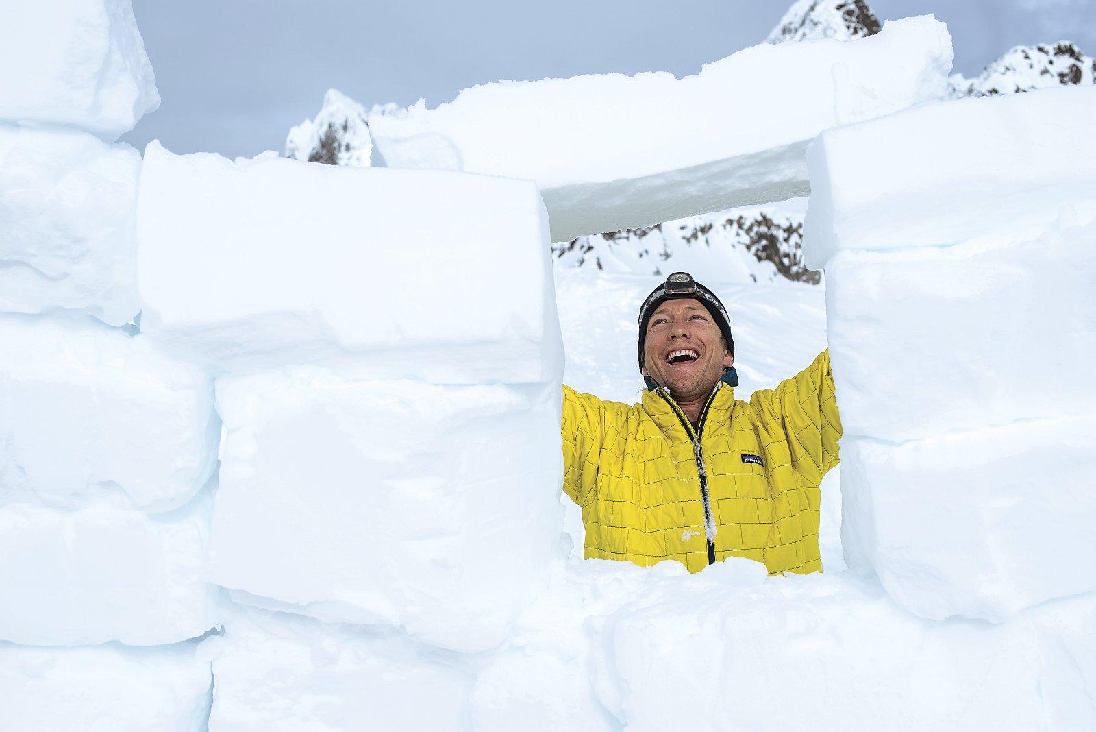 Jak wygrać z zimnem w stylu Patagonii