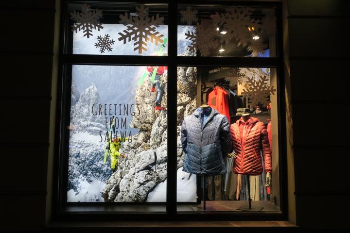 Nowy sklep firmowy Salewa w Rzeszowie