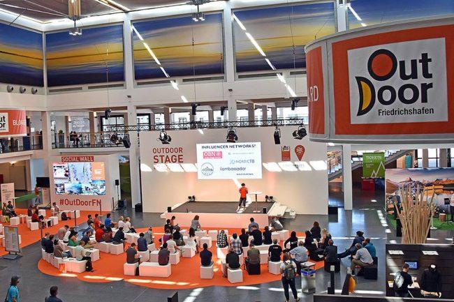 Stanowisko Messe Friedrichshafen po decyzji o przeniesieniu targów OutDoor
